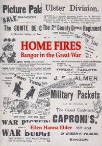 Cover of Home Fires: Bangor in the Great War