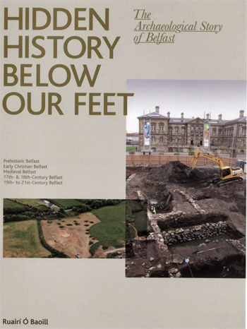 Cover of Hidden History Below Our Feet