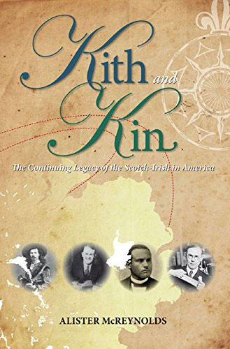 Cover of Kith and Kin by Alister McReynolds