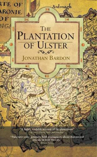 Cover of Plantation Of Ulster by Jonathan Bardon