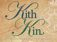 Cover of Kith and Kin: The Continuing Legacy of the Scotch Irish in America