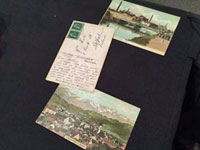 Cover of North Down Museum Postcard Collection